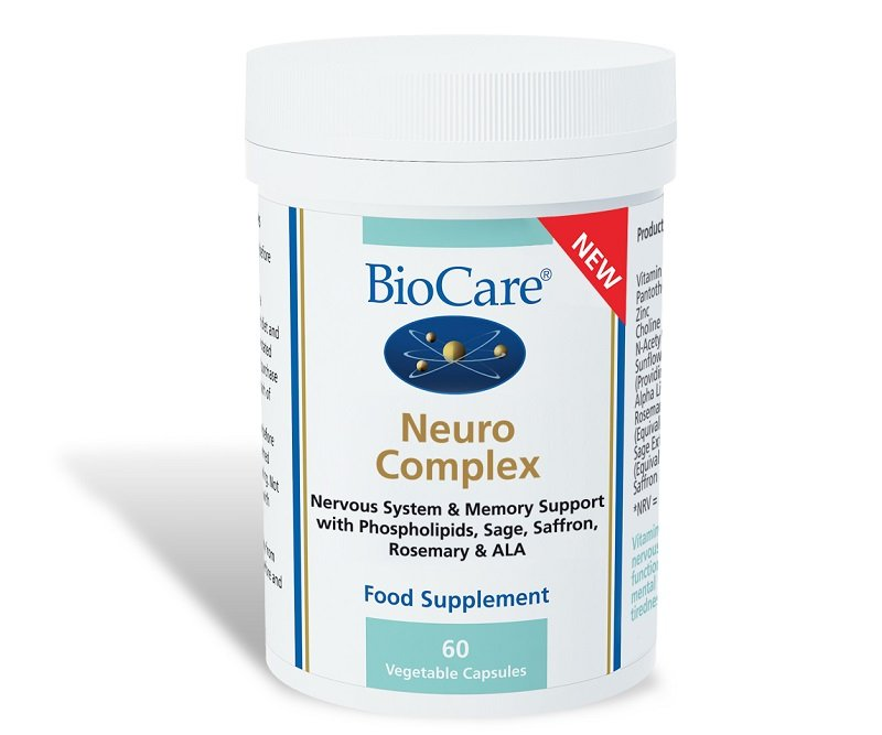 Neuro Complex - Effective Support for Brain Health