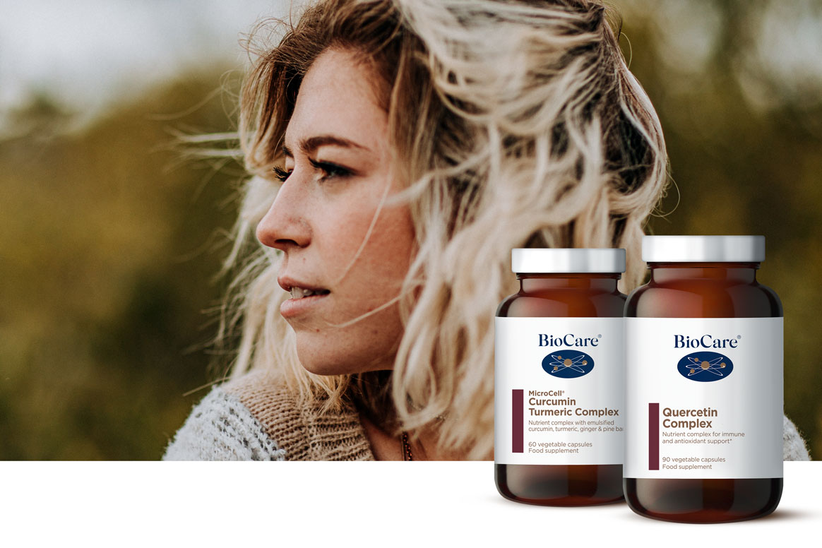 Do you have persistent inflammation or allergies? Balance your immune response