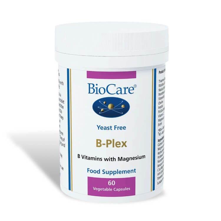 B Plex (B vitamins) 60 Caps