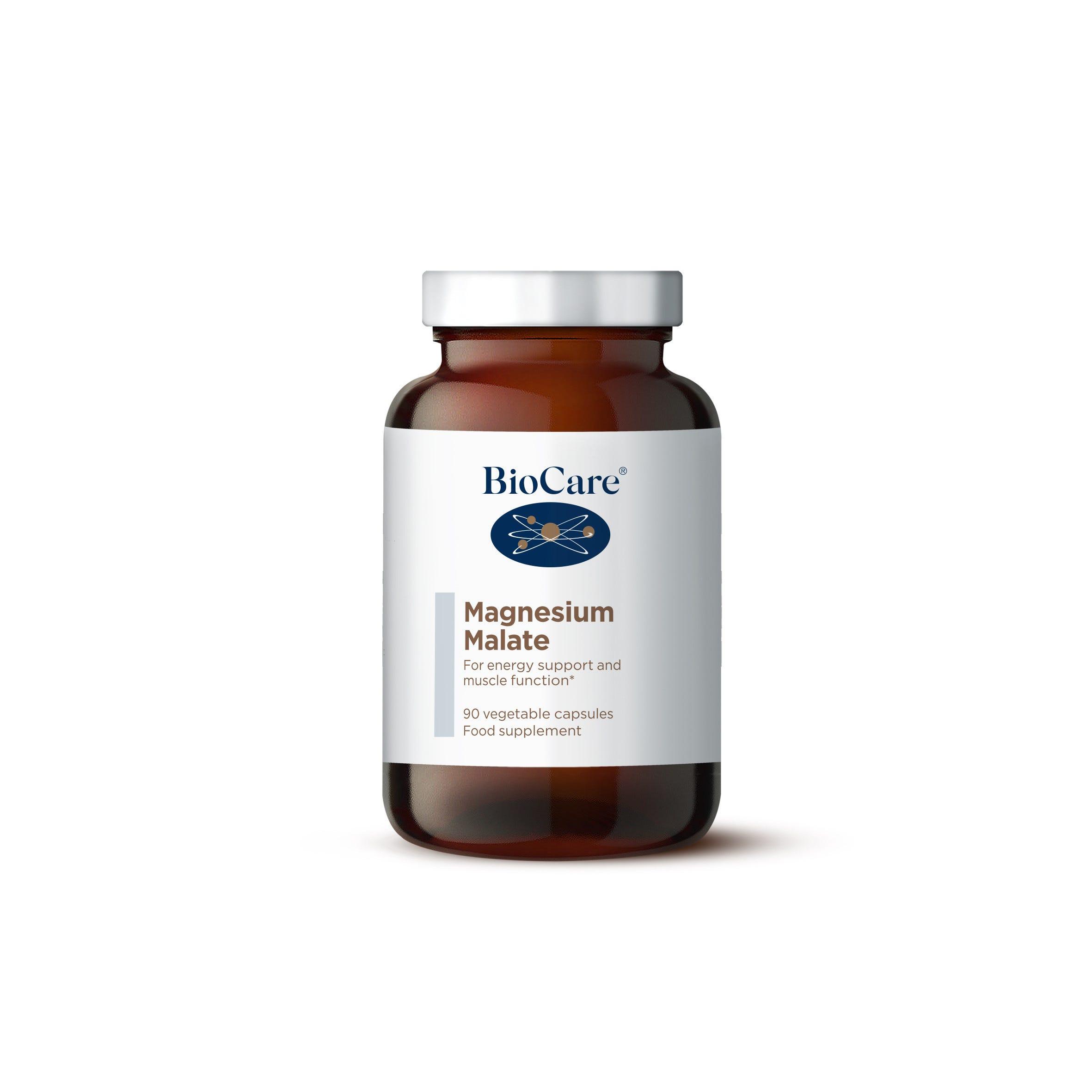 Magnesium Malate 90 Capsules