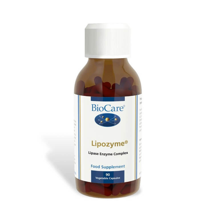 Lipozyme® (Fat Enzyme Complex) 90 Caps