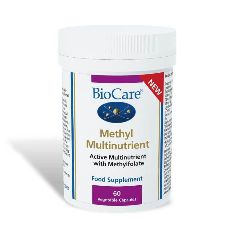Methyl Multinutrient - 60 Capsules