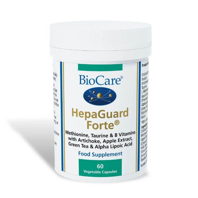 HepaGuard Forte® 60 Capsules