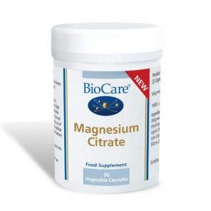 Magnesium Citrate - 90 Capsules