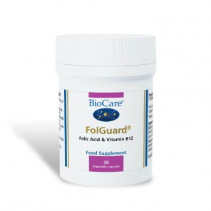 FolGuard® (Folic Acid & B12) 30 Caps
