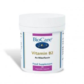 Vitamin B2 30 Veg Capsules