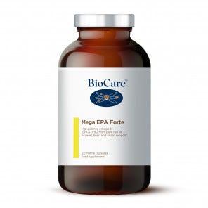 Mega EPA Forte (Omega-3 Fish Oil) 120 Capsules