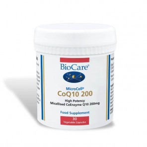 Microcell CoQ10 200 30 Capsules