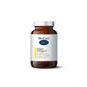 Vegan Omega 3 (Algal DHA & EPA) 60 Capsules