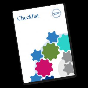 Adaptive Health Checklist Pack x 10