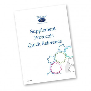 A - Z Supplement Protocols Quick Ref