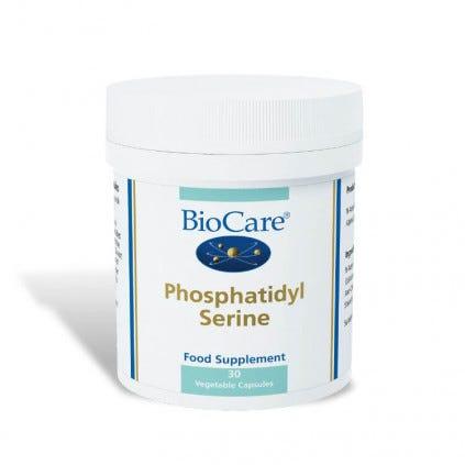 Phosphatidyl Serine 30 Capsules