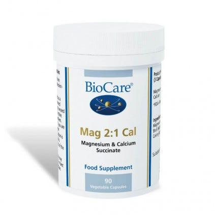 Mag2:1Cal (Magnesium & Calcium) 90 Caps