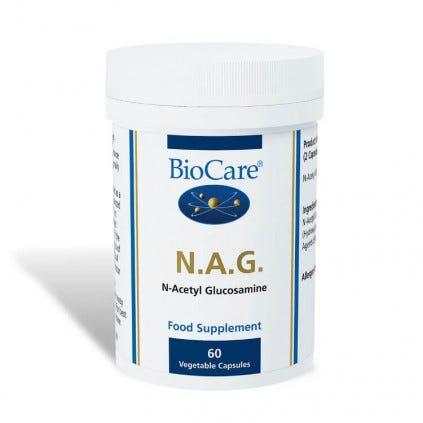 N.A.G. (N-Acetyl Glucosamine) 60 Caps