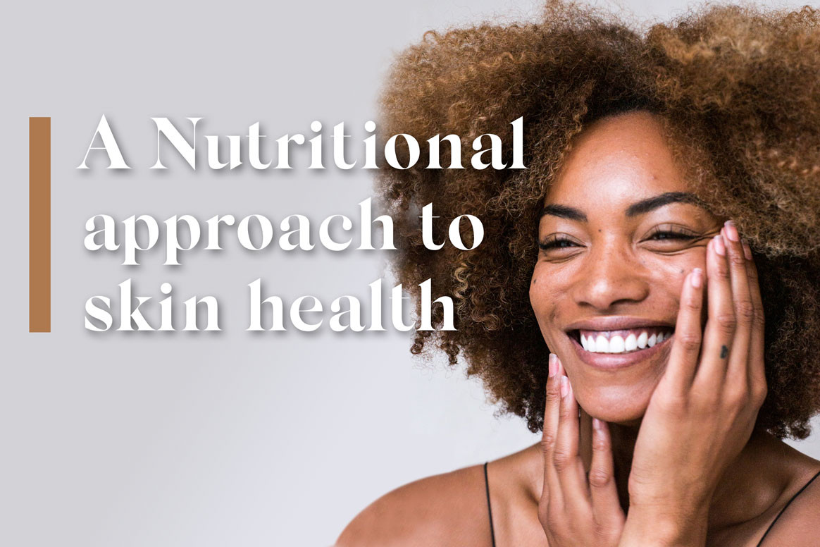 A nutritional approach to skin health