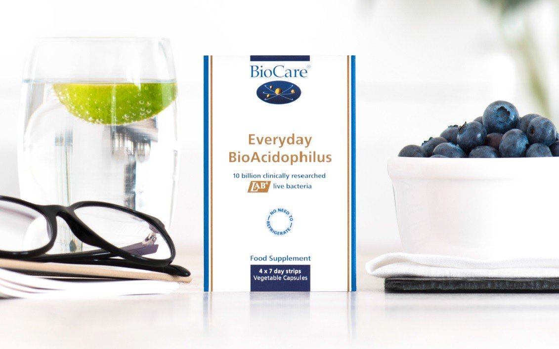 Introducing New Everyday BioAcidophilus