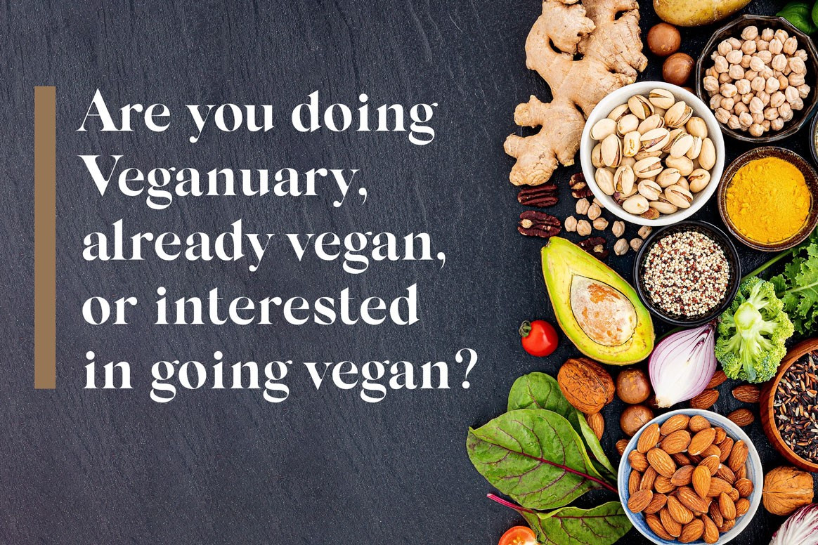 Going vegan this January? What you need to know