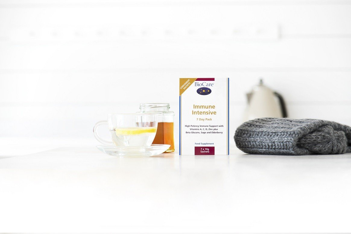Feeling Rubbish? Our 7 day immune support