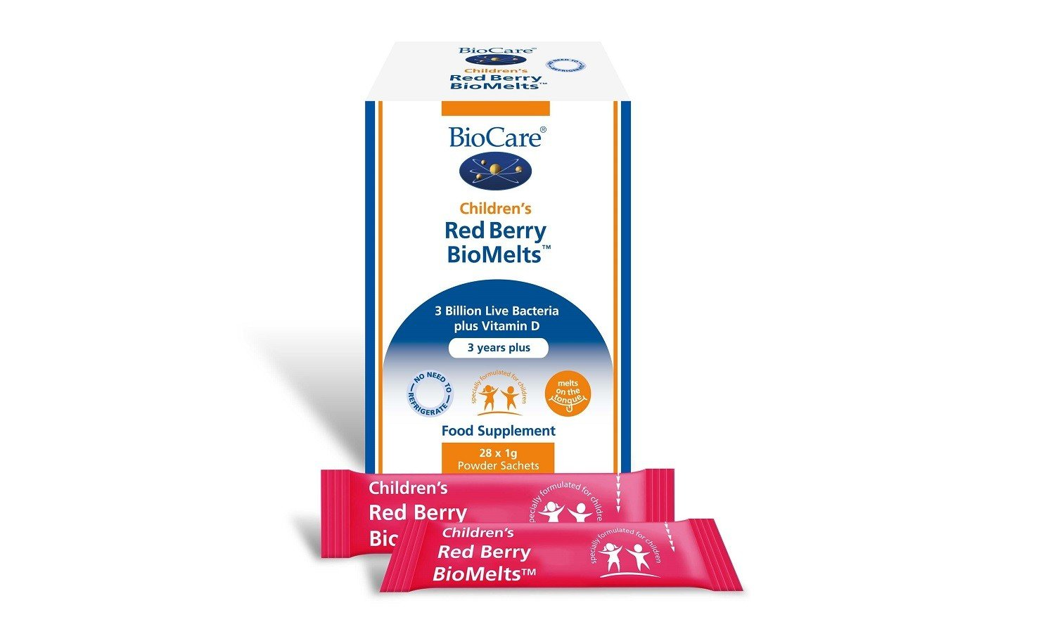 Children's Red Berry BioMelts