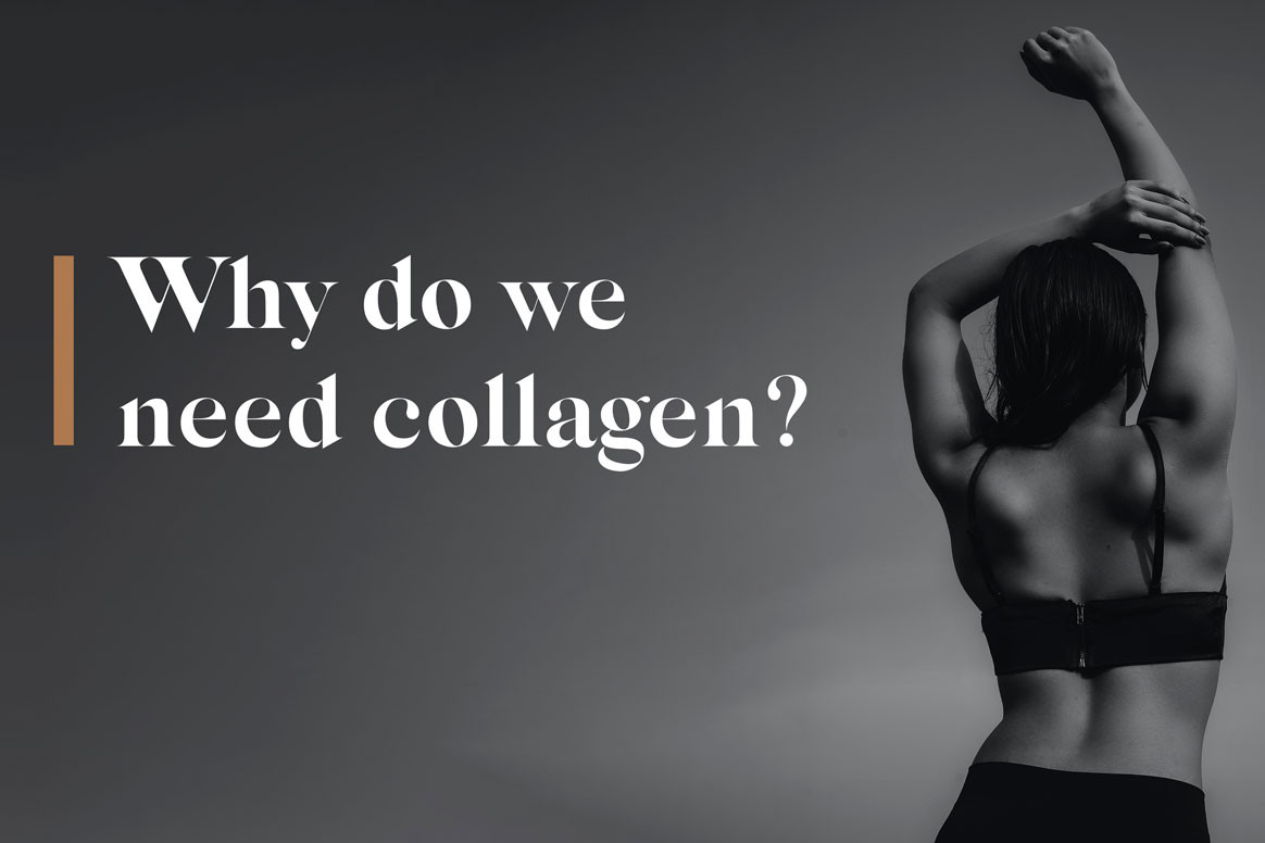 Why do we need Collagen?