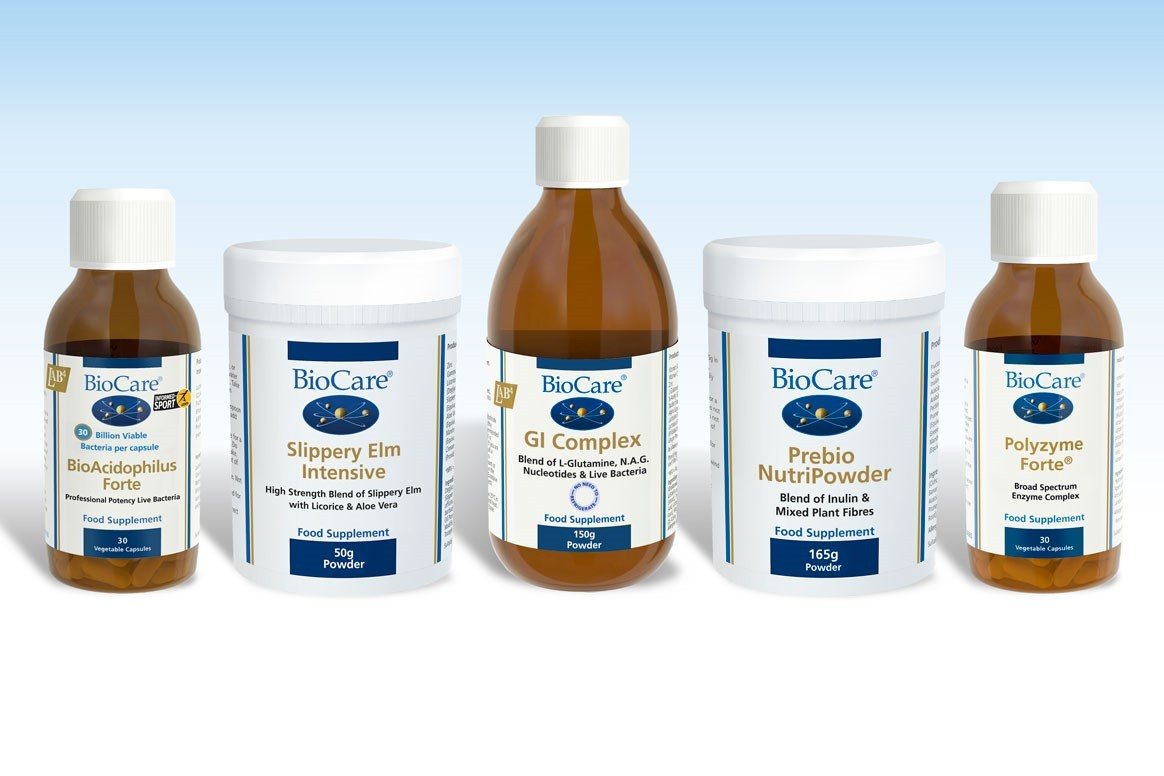 Top Digestion Supplements