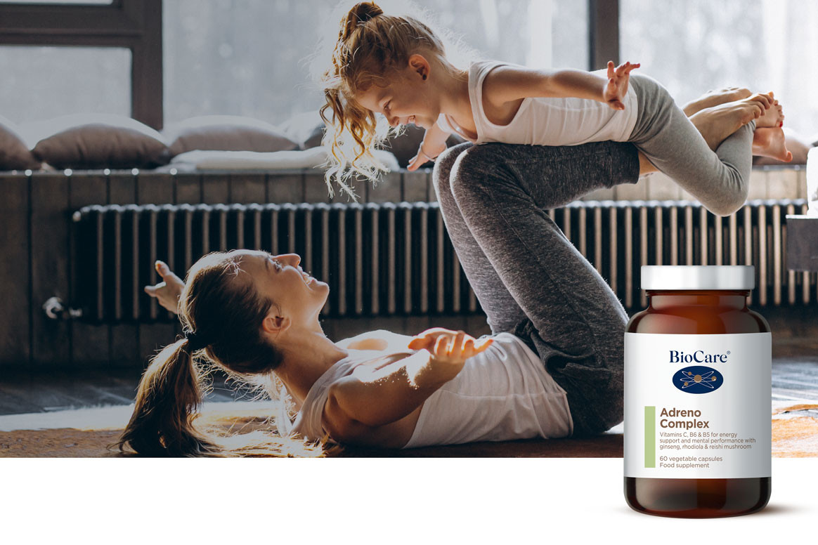 Worn out by stress? Support your adrenals