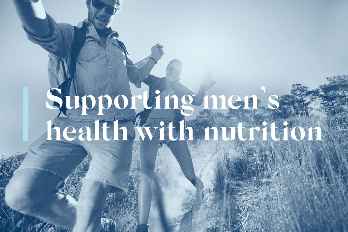 Supporting Men's Health with Nutrition