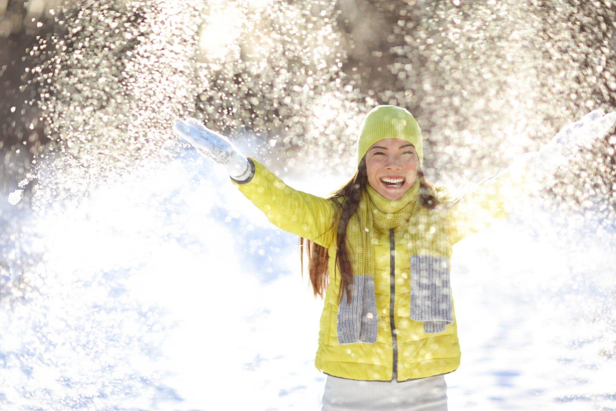 Combat winter 'blues, colds and flus' with vitamin D