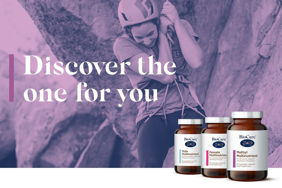 Introducing Our New Multinutrient Range