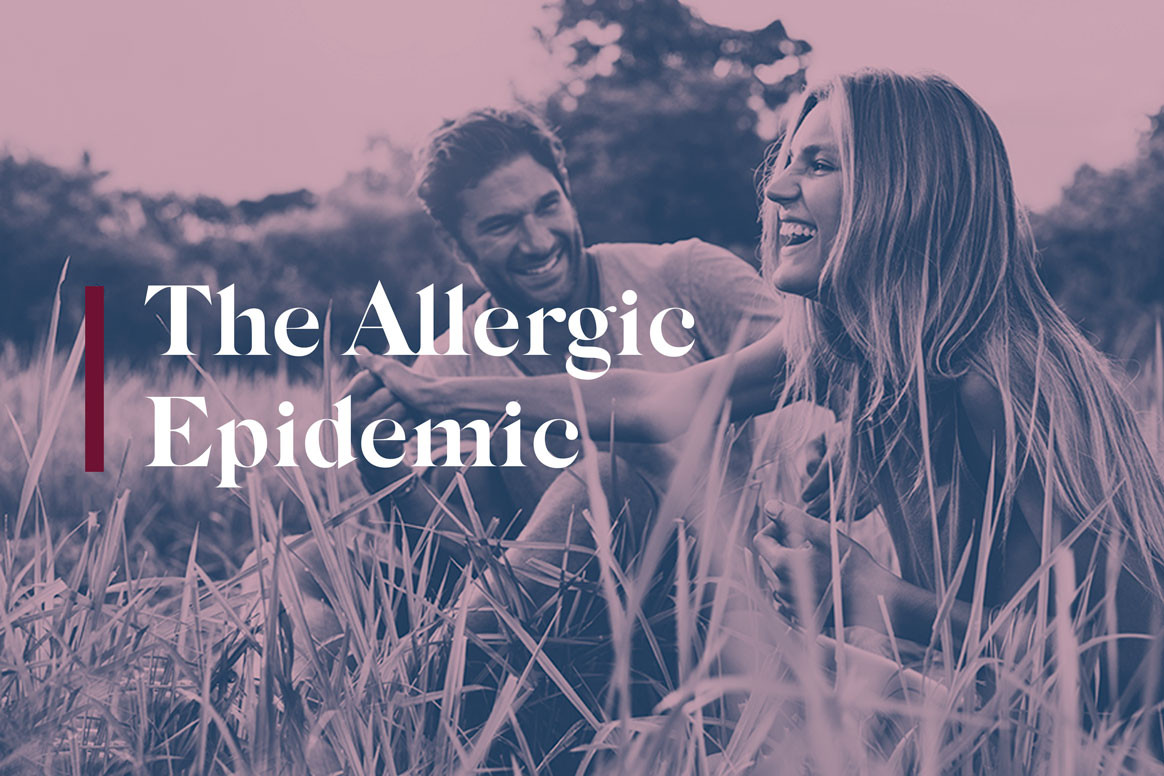 The Allergic Epidemic