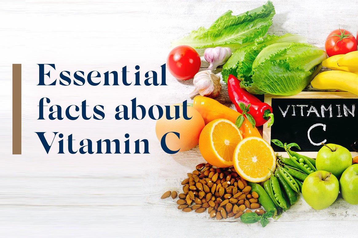 Essential facts about vitamin C