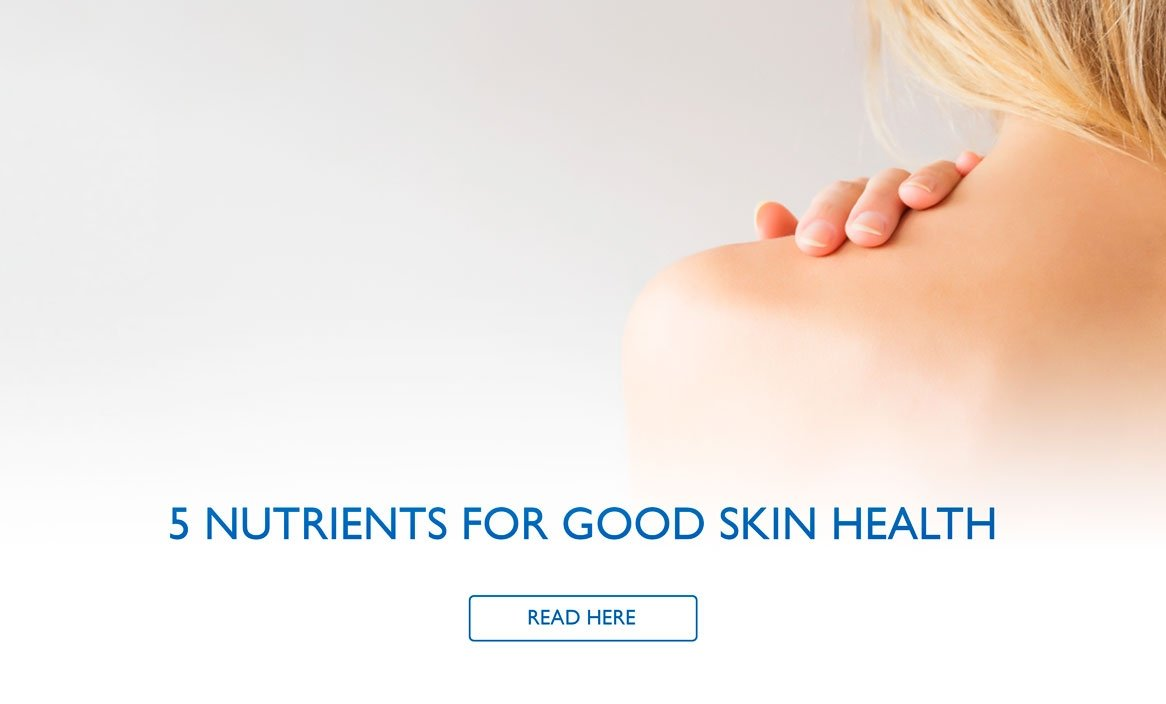 Top Skin Nutrients
