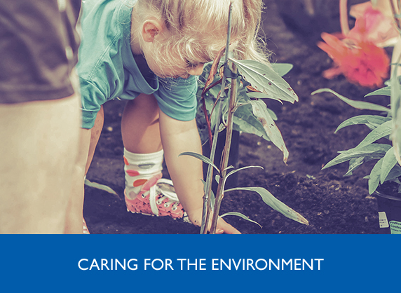 Caring for the Environment