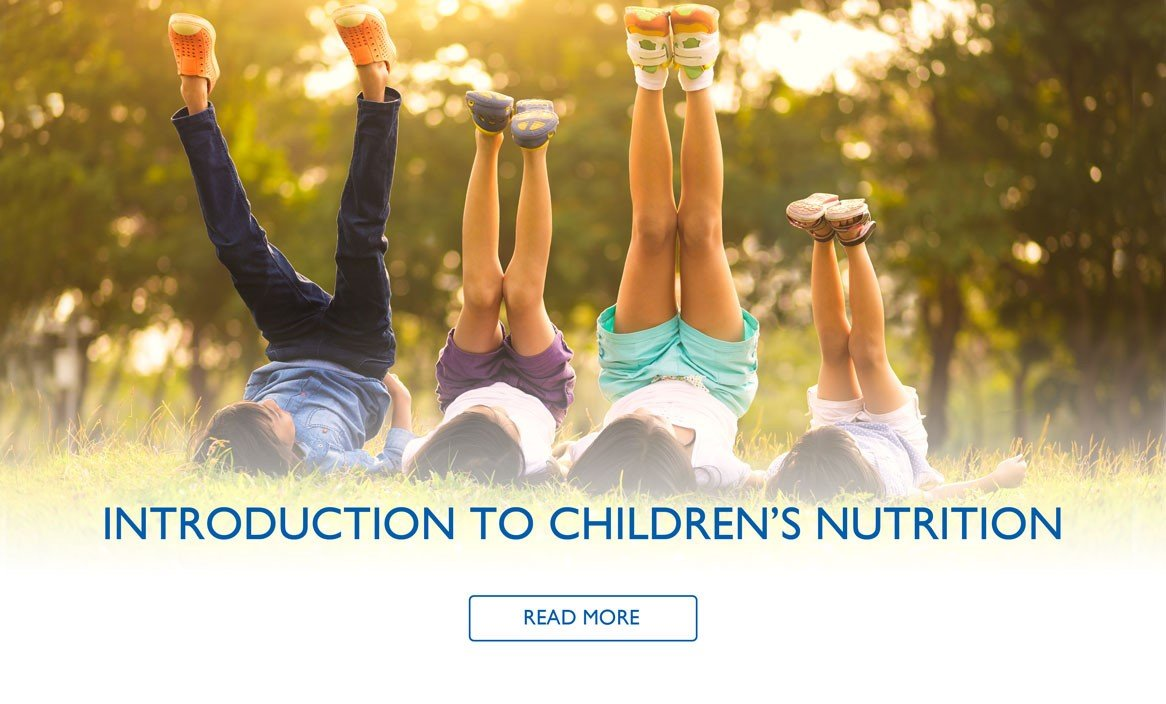 Introduction to Children's Nutrition