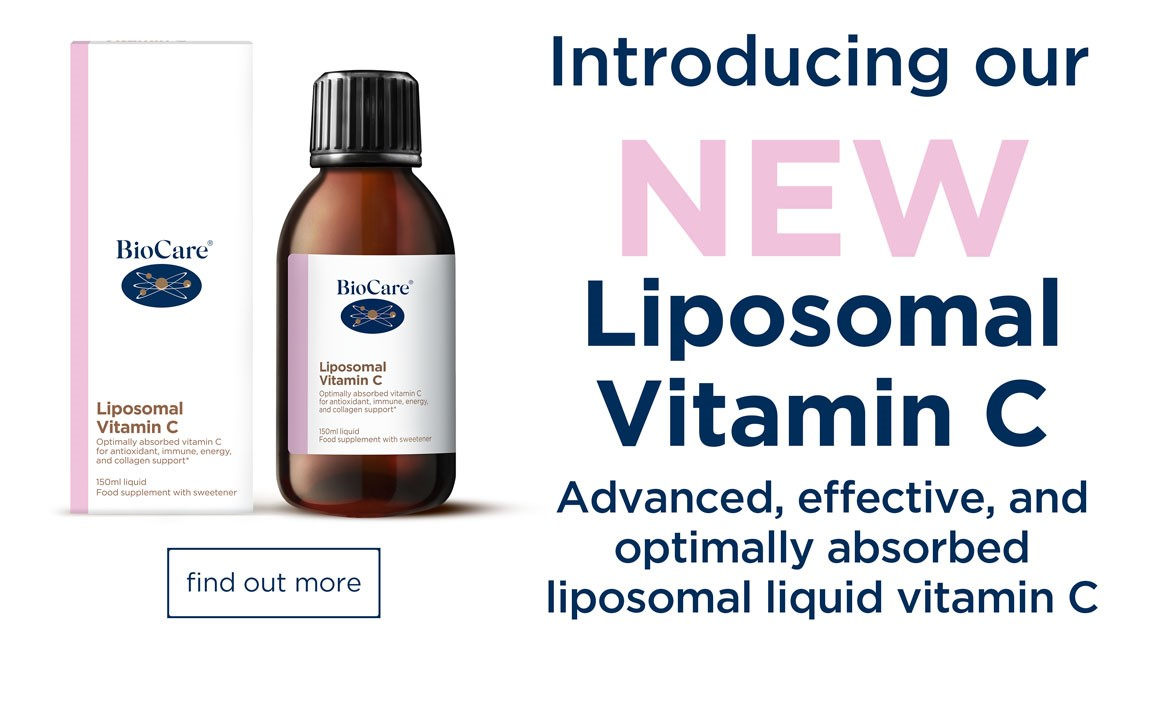 New Liposomal Vitamin C