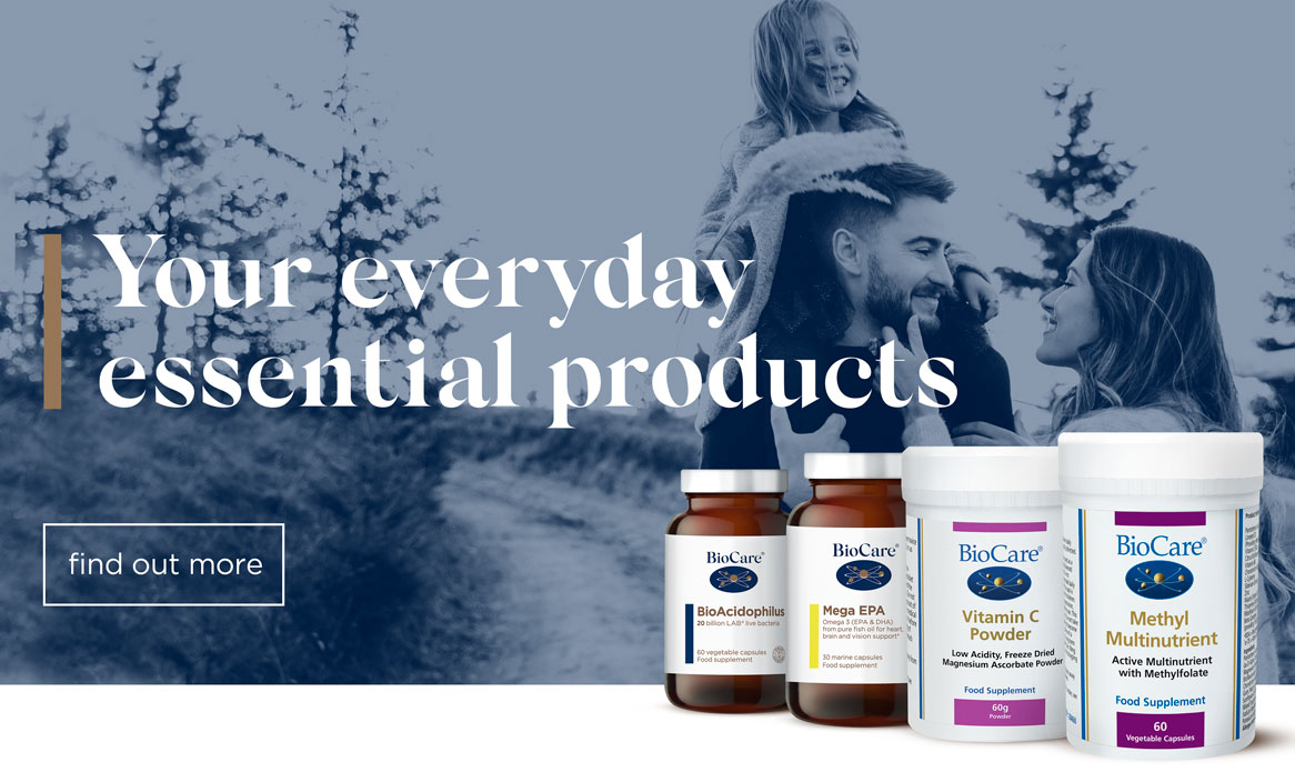 Your everyday essential products