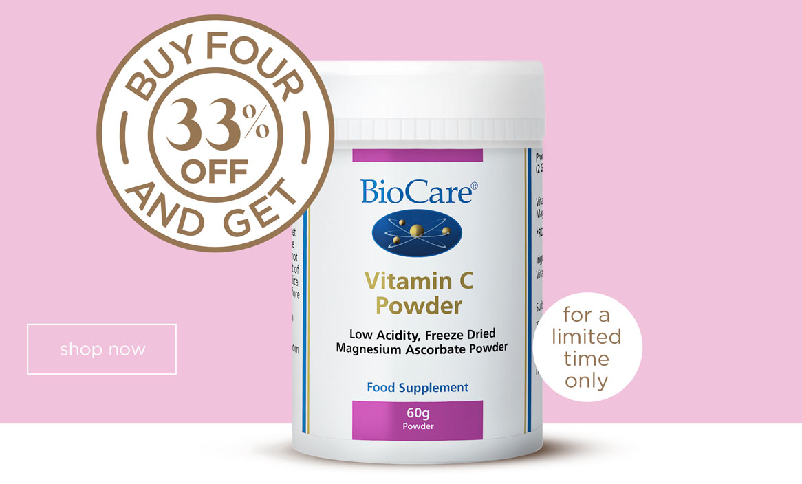 1/3 off Vit C Powder 60g