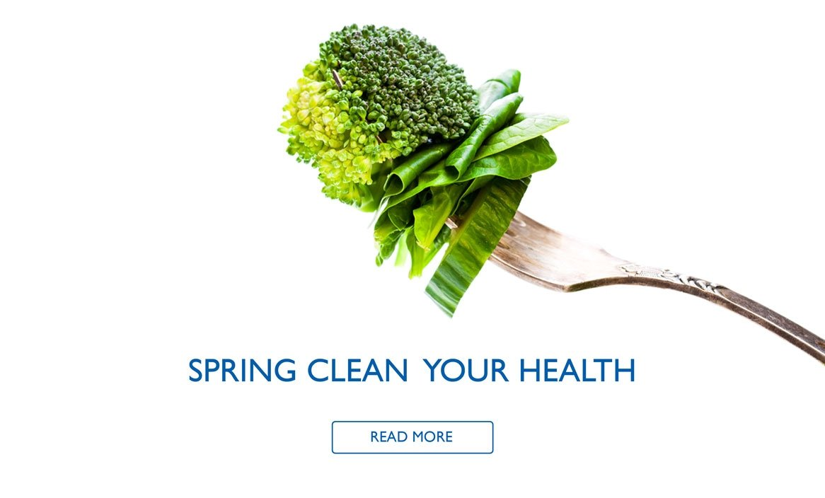 Spring Clean Your Health Blog
