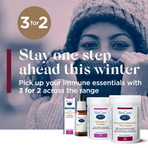 3 for 2 Supporting Your Immunity | BioCare