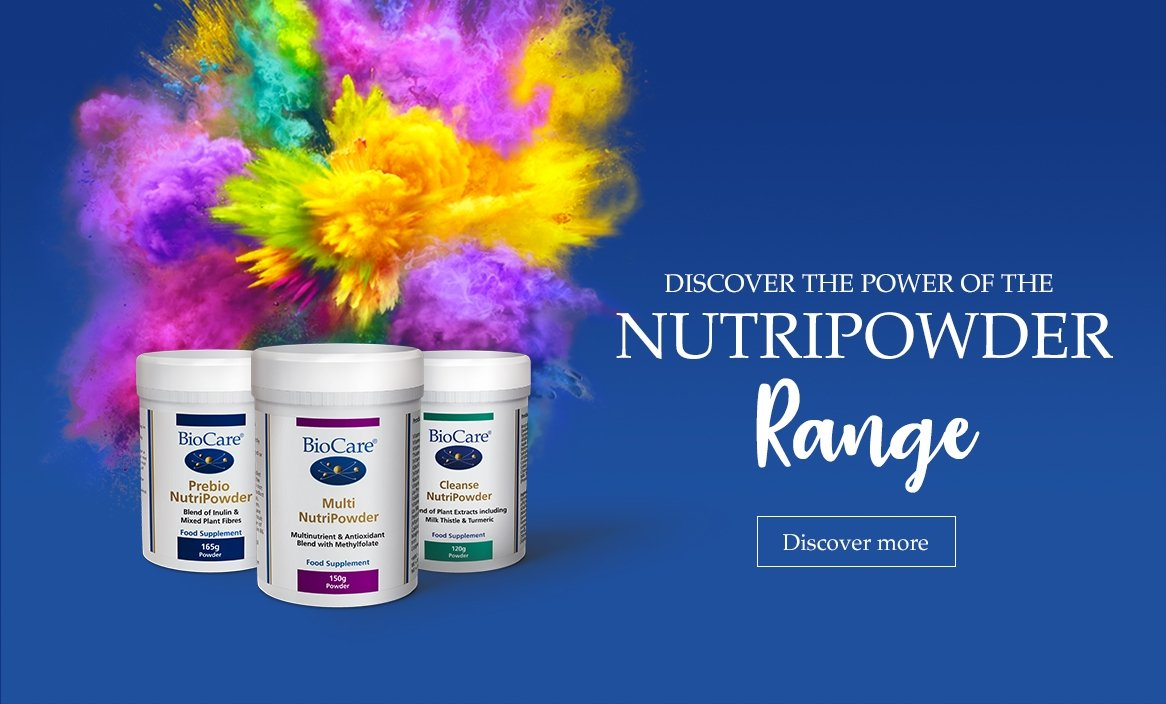 Discover the Power of NutriPowder