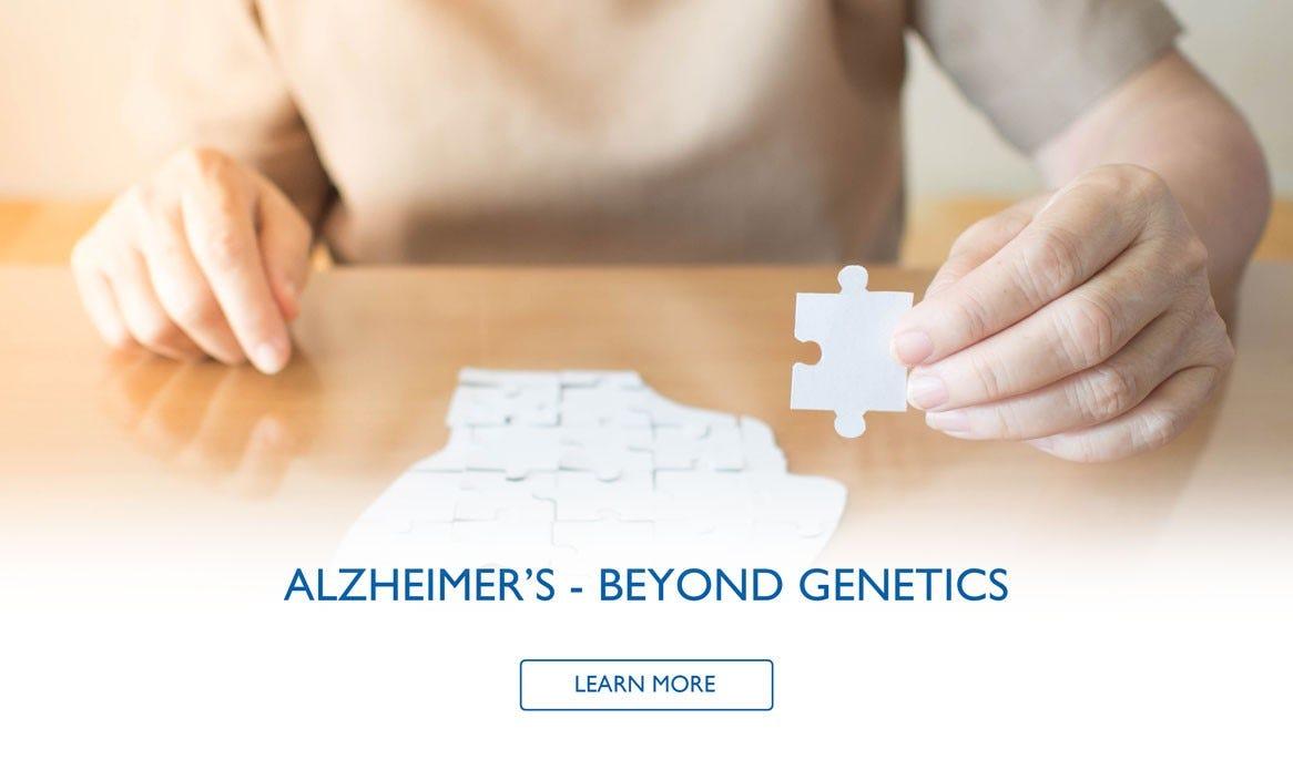 Alzheimer's - Beyond Genetics