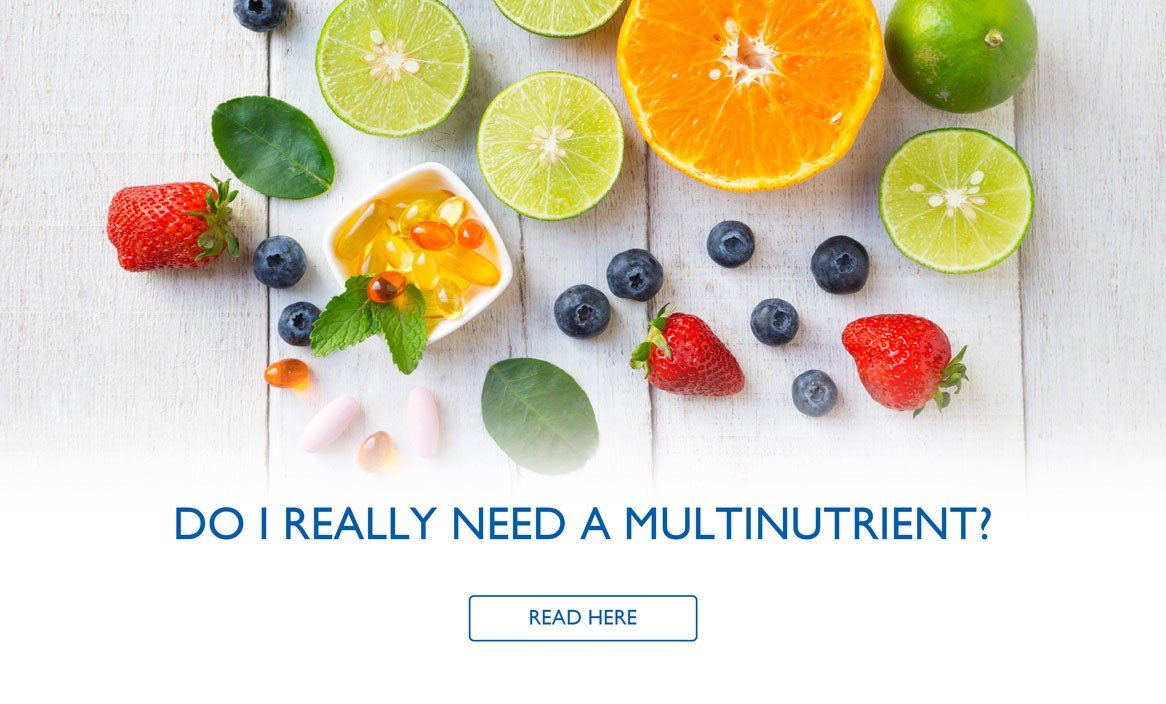 Do you really need a multinutrient?