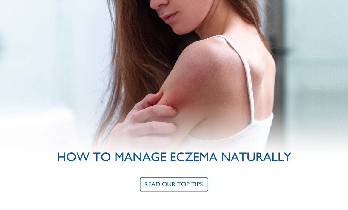 How To Manage Eczema Naturally