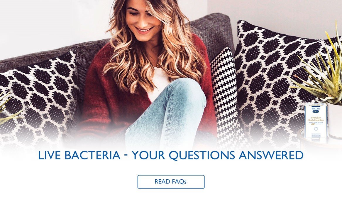 Live Bacteria - Your Questions Answered