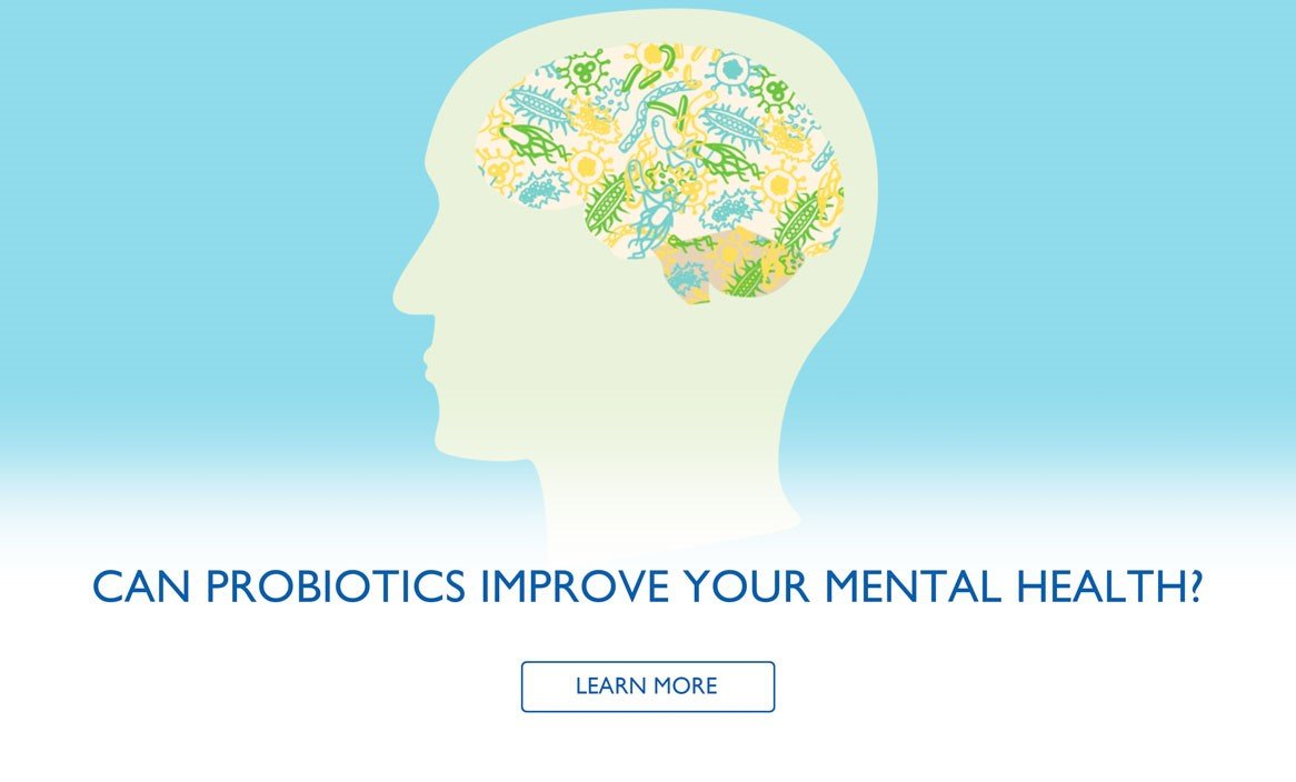 Can Probiotics Improve Your Mental Health?
