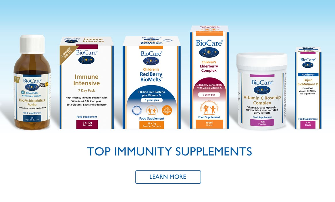 Top Immunity Supplements