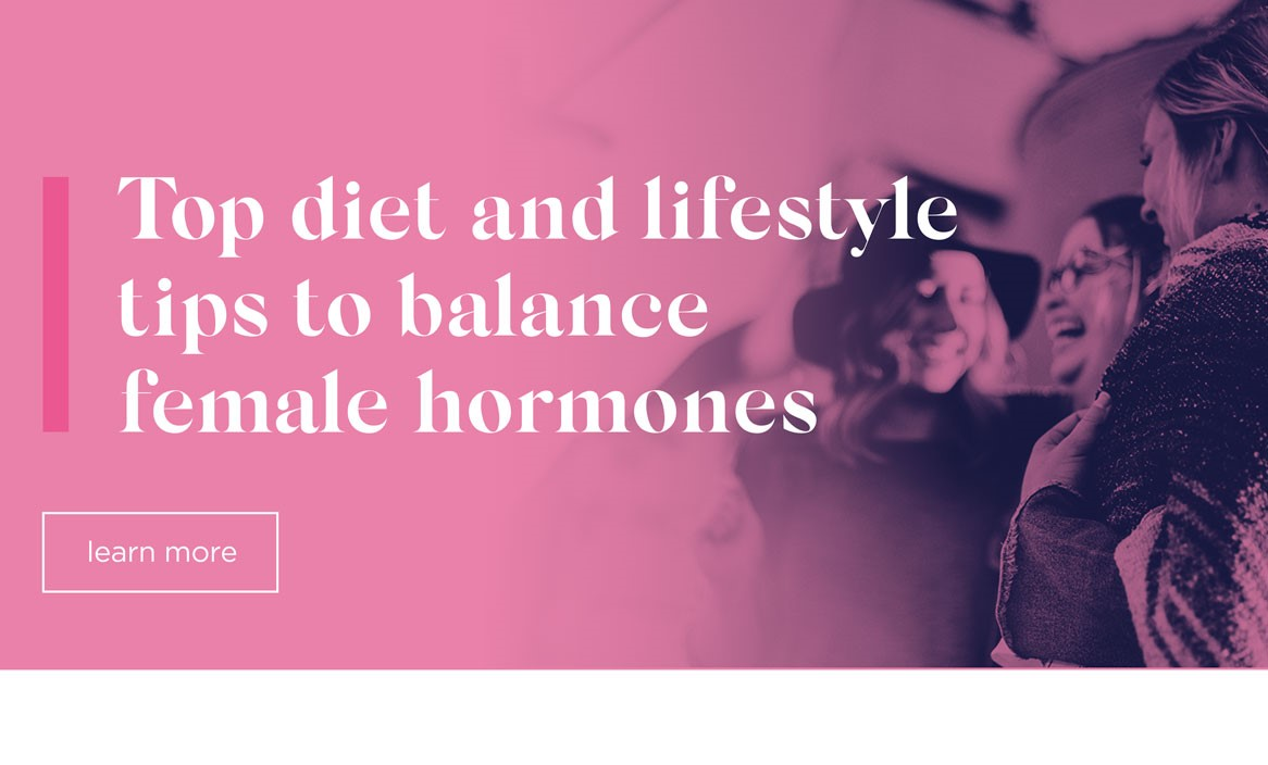 Top Diet And Lifestyle Tips To Balance Female Hormones
