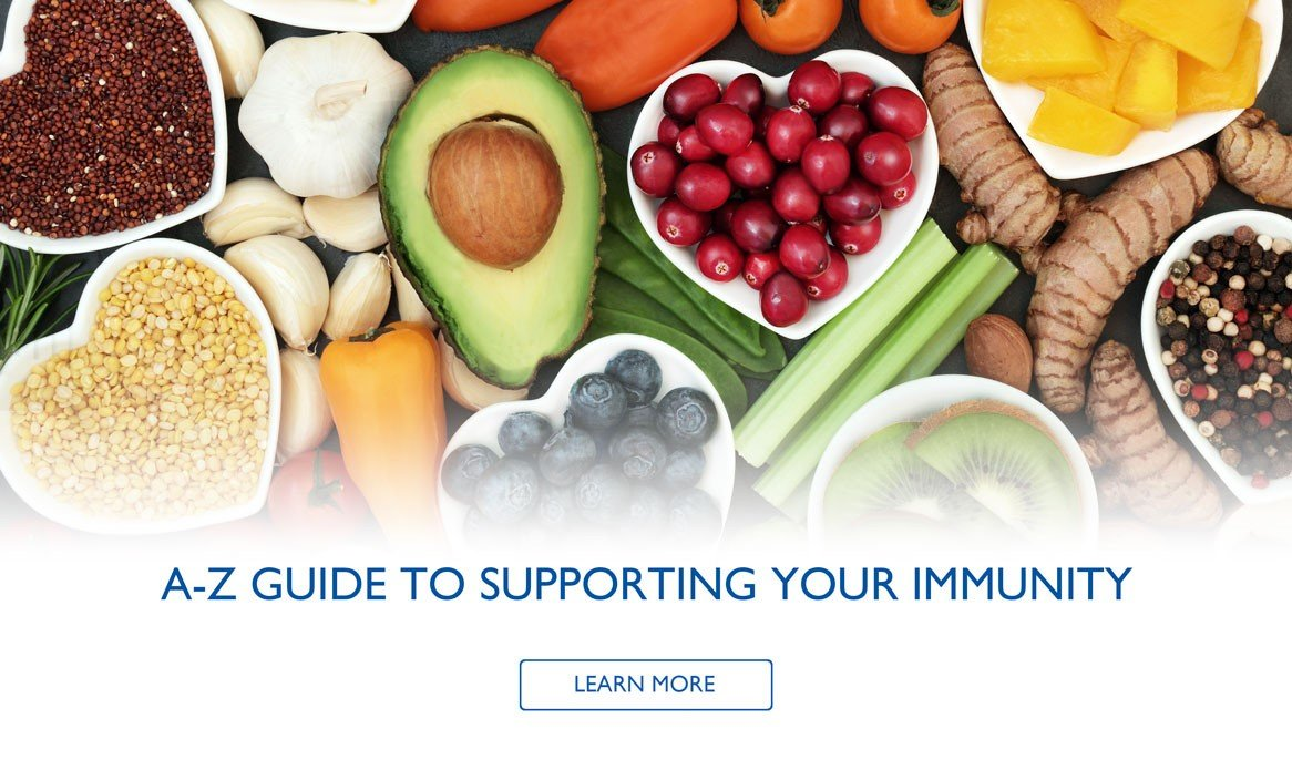 A-Z Guide To Supporting Your Immunity