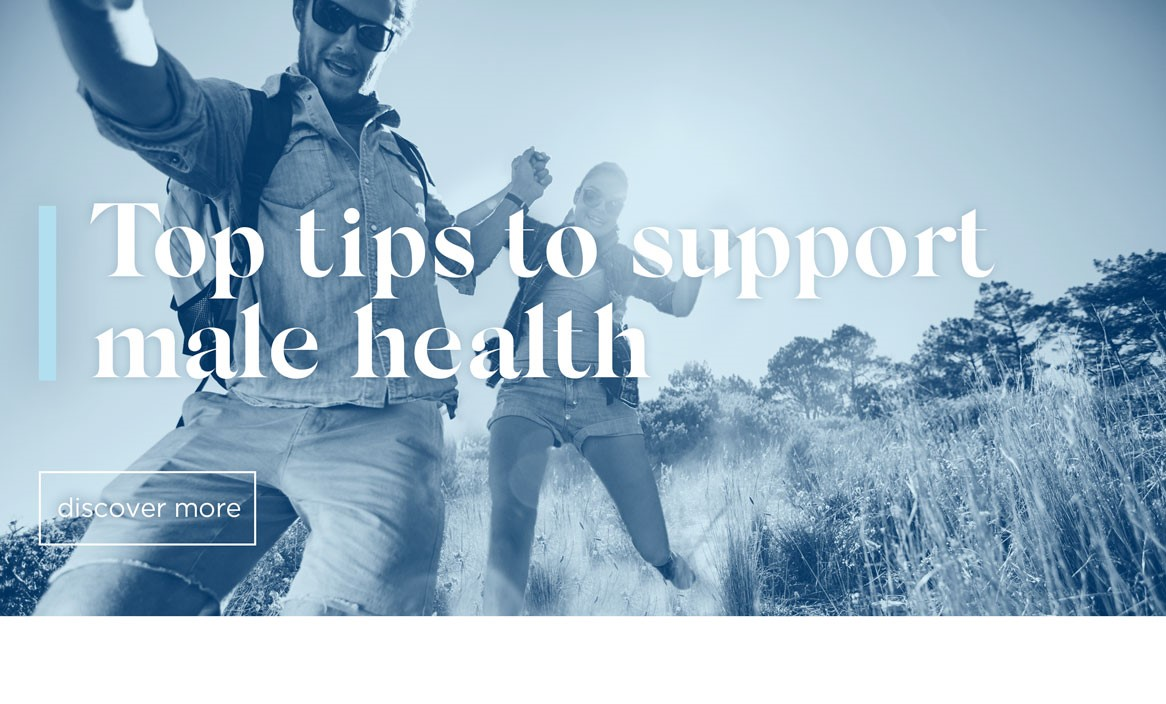 Top Tips To Support Male Health