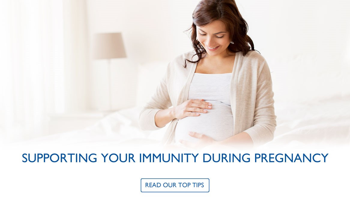 Supporting Your Immunity During Pregnancy